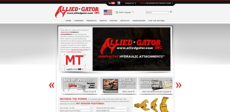Allied-Gator® , Inc.