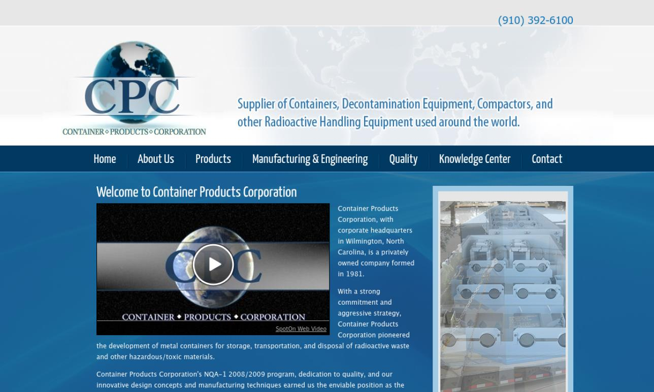 Container Products Corporation