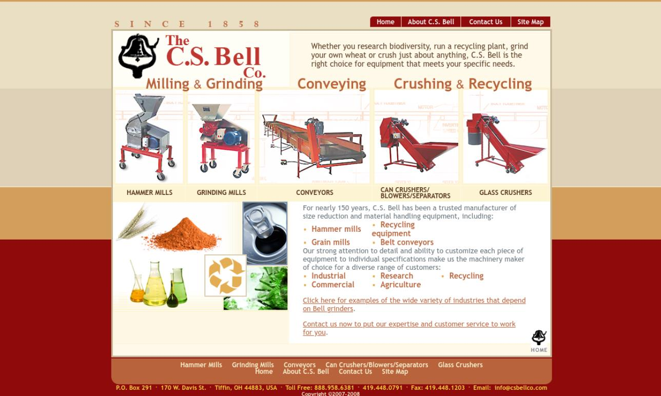 The C.S. Bell Co.