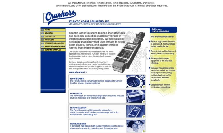 Atlantic Coast Crushers, Inc.